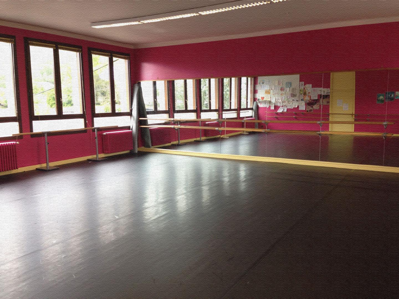Salle de danse de Frontenex